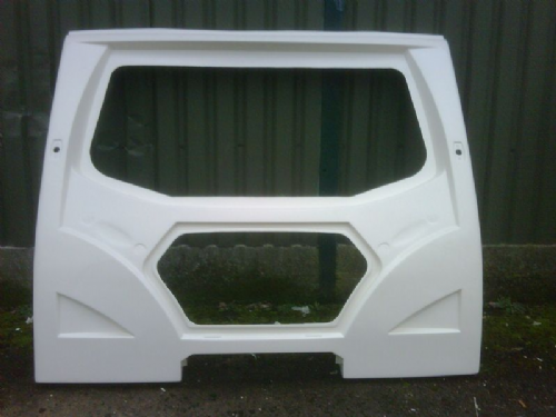 CPS-AVO-304 FULL FRONT AND LOCKER LID
